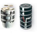 Обогрев ( Подогреватель дизельного ) топливного фильтра Nomacon 103 бандажный