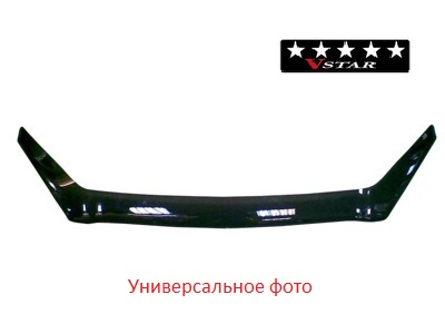 Дефлектор капота VSTAR  к Honda ACCORD c 2008